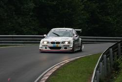 #49 Duller Motorsport BMW M3 E46: Luca Cappellari, Fabrizio Gollin, Andrea Bellicchi, Edi Orioli