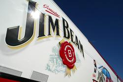 Camion Jim Beam