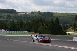 #116 Signa Motorsport Dodge Viper Comp. Coupé: Patrick Chaillet, Laurent Nef, Christophe Geoffroy