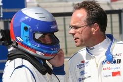 Ian Khan and Paul van Splunteren