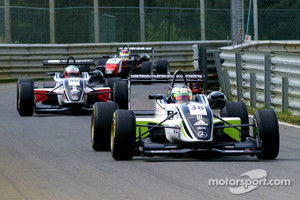 Even numbers out to the track; #38 Sam Bird, British F3 Round 13 consistent winner at Spa