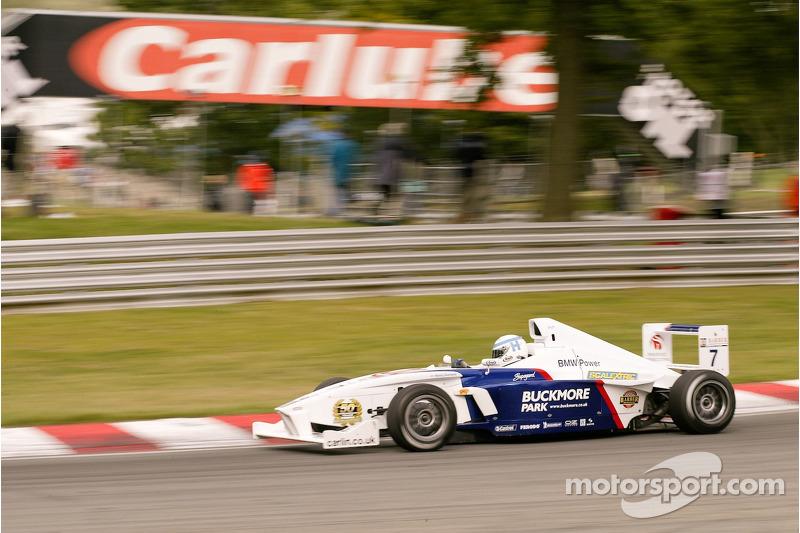 #7 Henry Surtees (GB) Carlin Motorsport Formula BMW FB2