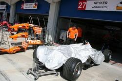 Spyker F1 Team, F8-VII-B