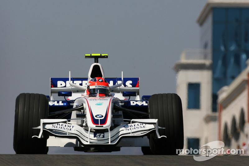 #10: Роберт Кубіца, BMW Sauber F1 Team, F1.07