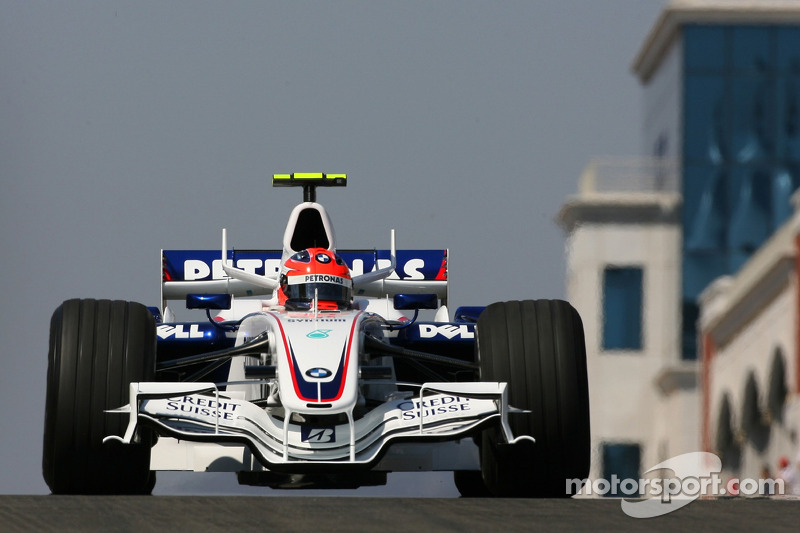 #10 : Robert Kubica, BMW Sauber F1.07