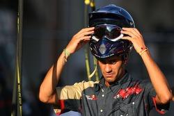 Scuderia Toro Rosso, mechanic