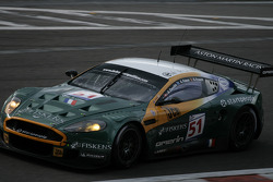 Eau Rouge: #51 Amr Larbre Competition Aston Martin DBR9: Gregor Fisken, Steve Zacchia, Gregory Franchi