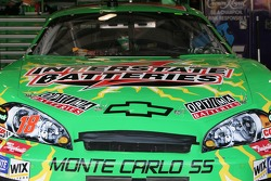 J.J. Yeley's car