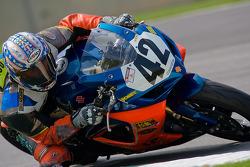 Supersport, essais libres du samedi