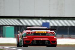 #83 GPC Sport Ferrari F430 GT: Gabrio Rosa, Luca Drudi, Johnny Mowlem