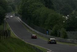 Race action at Hatzenbach