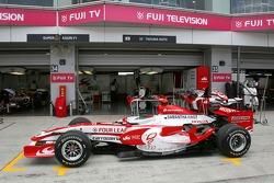 Super Aguri F1 Team, new livery
