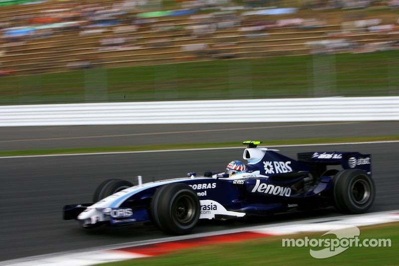 #17 : Alexander Wurz, Williams FW29