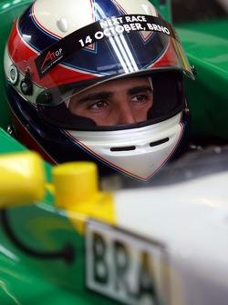 Sergio Jimenez, pilote de A1 Equipe du Brésil