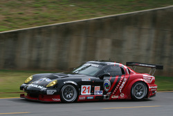 #21 Panoz Team PTG Panoz Esperante GTLM: Bill Auberlen, Joey Hand, Tom Kimber-Smith