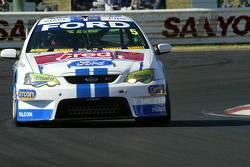 Kelly, Halliday - (Ford Performance Racing)