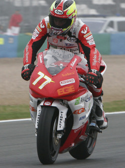 77-Barry Burrell-Honda CBR 1000 RR-MS Racing