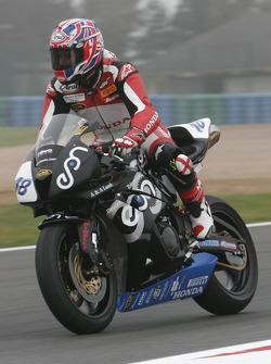 18-Craig Jones-Honda CBR 600 RR-Revè Ekerold Honda Racing