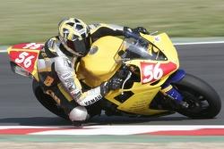 56-Daniel Sutter-Yamaha YZF R1-Peko Racing Team