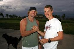Sebastian Vettel visits Hawai