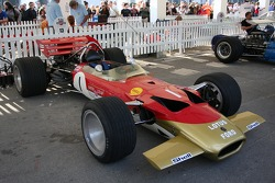 Lotus 49, Graham Hill