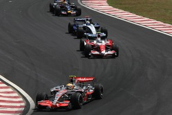 Lewis Hamilton, McLaren Mercedes, Jarno Trulli, Toyota Racing, Nico Rosberg, WilliamsF1 Team, David Coulthard, Red Bull Racing