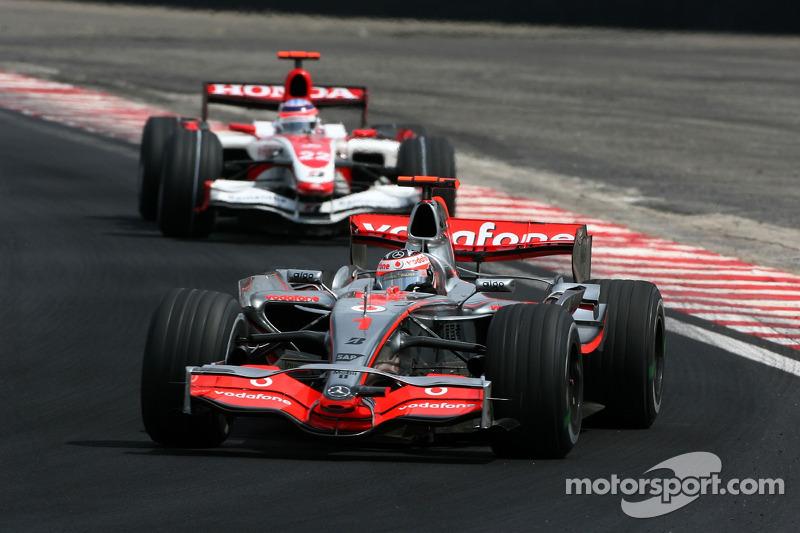 Фернандо Алонсо, McLaren Mercedes