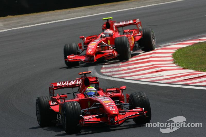 2007: Ferrari