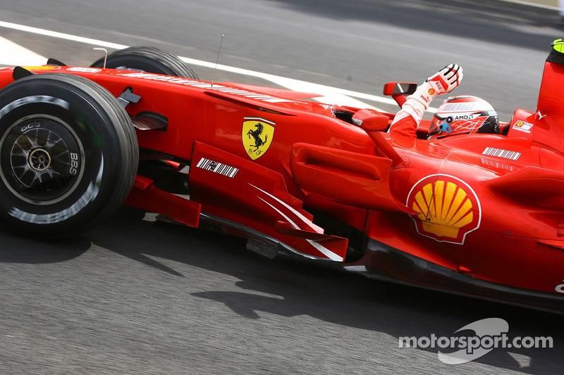 2007: Райкконен вихопив титул у пілотів McLaren
