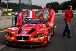 Belgian Racing Gillet Vertigo: Bas Leinders, Renaud Kuppens