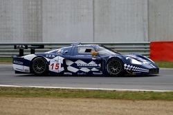 #15 JMB Racing Maserati MC 12: Peter Kutemann, Dirk Waaijenberg