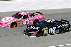 Clint Bowyer and Reed Sorenson