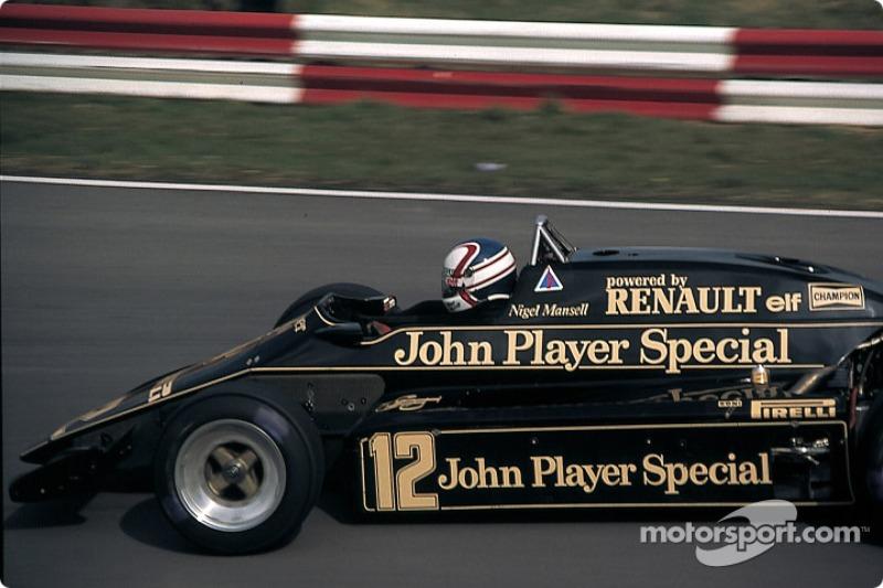 1983: Lotus 92/94T