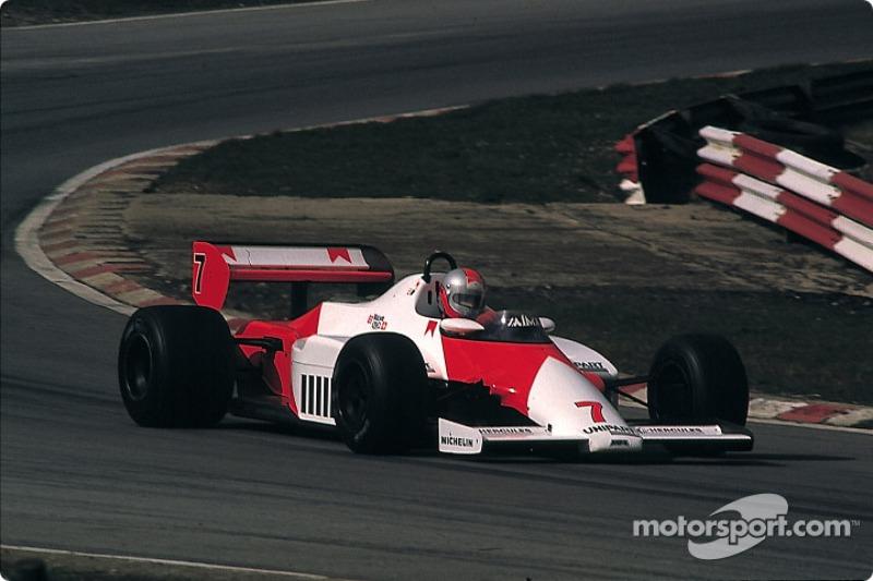 1983: McLaren-Ford MP4/1C