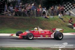 Джоді Шектер, Ferrari 312 T5