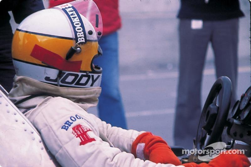 GP de Argentina 1980 - Gran premio número 100 de Jody Scheckter en Fórmula 1 (disputó 112 en total)