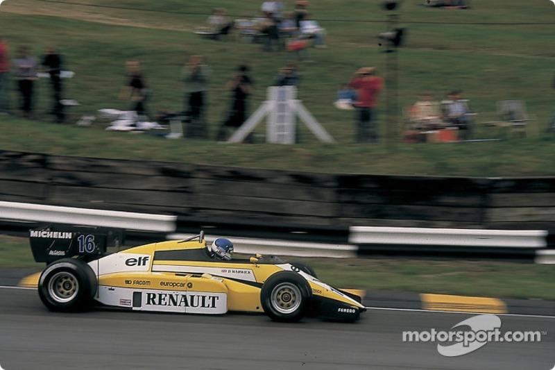 Diseño Renault 1984