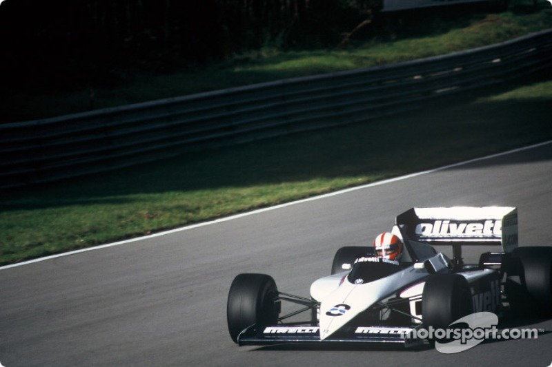 24. Marc Surer (81 Grandes Premios)