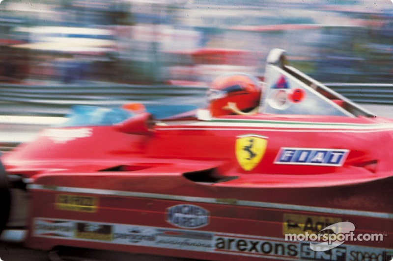 1980: Гран При Монако, Ferrari 312T5