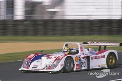 #20 Konrad Motorsport Lola B2K/10: Jan Lammers, Peter Kox, Tom Coronel