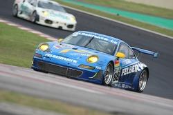 #88 Team Felbermayr Proton Porsche 997 GT3 RSR: Horst Felbermayr Jr., Christian Ried, Johannes Stuck