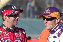 Greg Biffle and Jamie McMurray