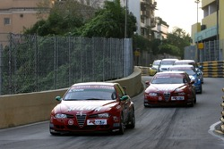 Andre Couto, N Technology, Alfa Romeo 156