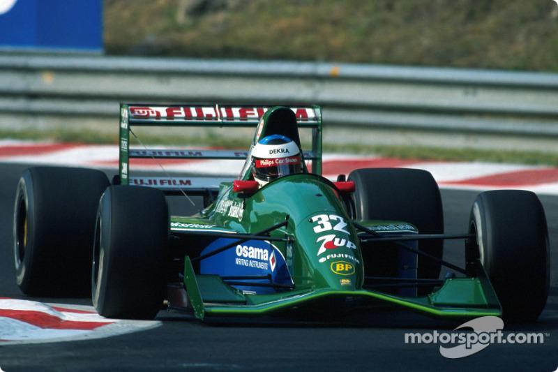 Schumacher maakt indruk