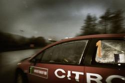Rally de Gran Bretaña con Sébastien Loeb
