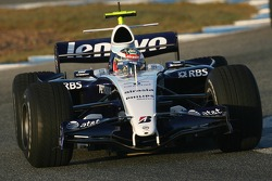 Nico Hülkenberg, WilliamsF1 Team, FW29-B