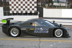 Nic Jonsson tests the Proto-Auto's new Lola Daytona Prototype