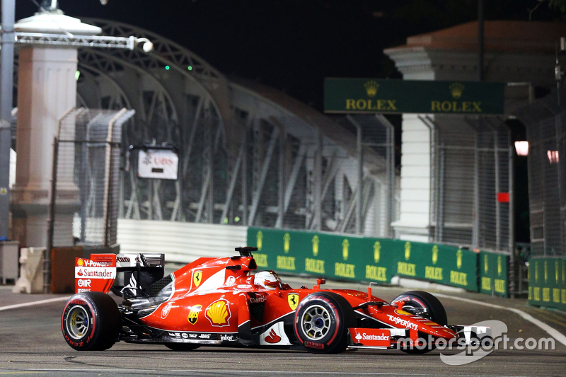 2015 - Себастьян Феттель, Ferrari