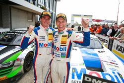 #21 Team Zakspeed, Mercedes-Benz SLS AMG GT3: Sebastian Asch, Luca Ludwig,