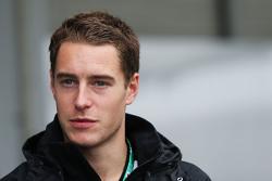 Stoffel Vandoorne, pilote d'essais et de réserve McLaren